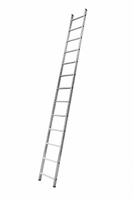 Алюминиевая лестница односекционная приставная на 13 ступеней купить на ТехПром