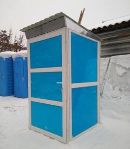 Биотуалет кабина утепленный фото 1 ТехПром