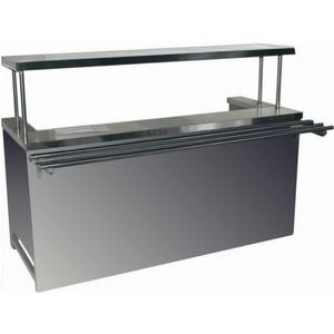 Мармит первых блюд нейтральный (НЭ) МАСТЕР 304/430 VSOP-1, 1500.0 (мм) купить на ТехПром