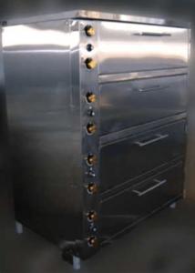 Пекарский шкаф с плавной регулировкой мощности ШПЭ-4 эталон купить на ТехПром