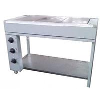 Плита электрическая кухонная с плавной регулировкой мощности ЭПК-3 эталон
