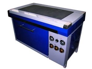Плита электрическая кухонная с плавной регулировкой мощности ЭПК-3Ш стандарт фото 1 ТехПром