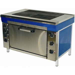 Плита электрическая кухонная с плавной регулировкой мощности ЭПК-4мШ мастер купить на ТехПром