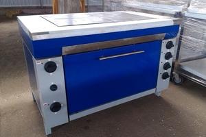 Плита электрическая кухонная с плавной регулировкой мощности ЭПК-4Ш стандарт купить на ТехПром
