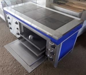 Плита електрична кухонна з плавним регулюванням потужності ЭПК-6Ш майстер