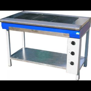 Плита электрическая промышленная ЭПК-3Б стандарт купить на ТехПром
