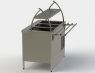 Прилавок холодильный без бокса (ПВХЛС) МАСТЕР 201/201 VS 1000.0 (мм) фото 4 ТехПром