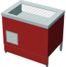 Прилавок холодильный без бокса (ПВХЛС) МАСТЕР 201/201 VS 1500.0 (мм) фото 3 ТехПром