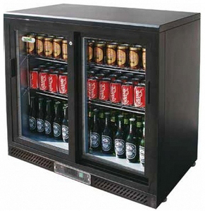 Холодильный шкаф Forcar G-ER200SS