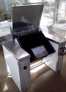 Сковорода электрическая промышленная СЭМ-0.2 эталон фото 1 ТехПром
