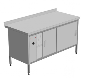 Стол тепловой - Статический 1800 х 800 х 850 (мм) купить на ТехПром