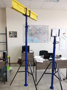 Стойка для опалубки 3.36 - 4.9 (м) Стандарт фото 1 ТехПром
