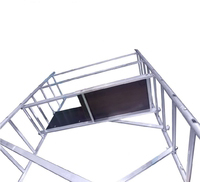 Вышка тура алюминиевая надстройка 2.0 (м) купить на ТехПром