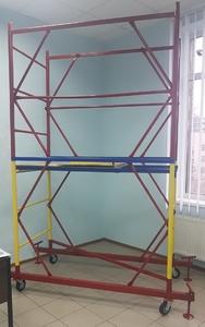 Вышка тура б/у строительная фото 1 ТехПром